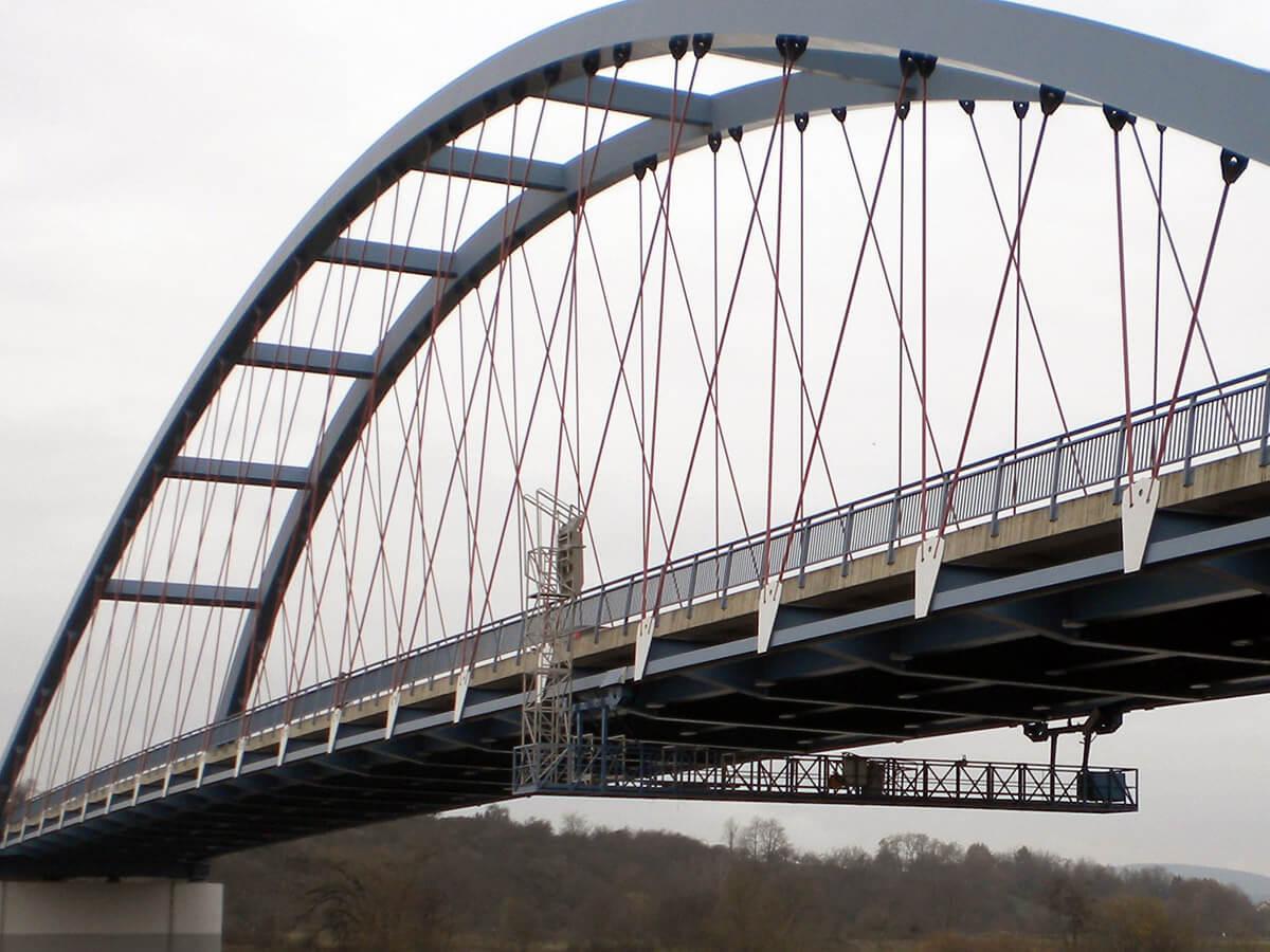 Korrosionsschutz - Brücken