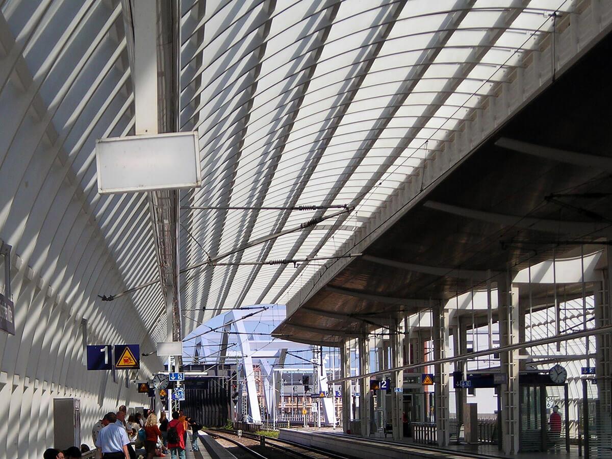 Korrosionsschutz - Hallen und Bahnhöfe